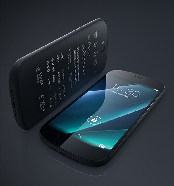 YotaPhone 2 Dual-screen smartphone  is coming in December