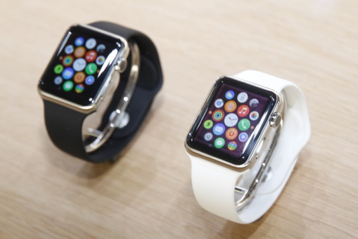 Apple Watch high priced fashion focus