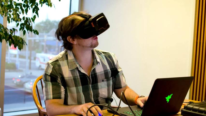 Experience Maximum Fun – Engaging and Immersive Virtual Reality via Totem   Headset